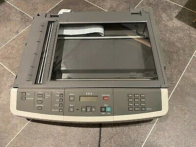 Lexmark X543 Scanner Glass Bed And Control Operating Panel • 29.99£