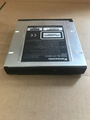 Rare Panasonic Toughbook Cf-29, Cf-28, Cf-27 Multibay Cd-drive • 17.95£