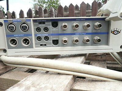 Media 100 Patch Panel • 25£