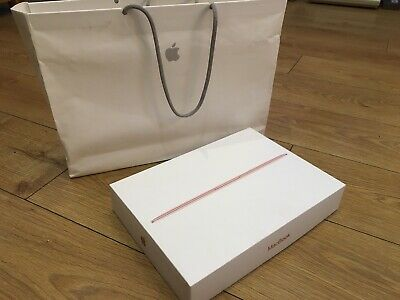Macbook Empty Box And Original Apple Bag • 5£