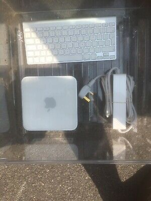 Apple Mac Mini And Key Board • 22.80£
