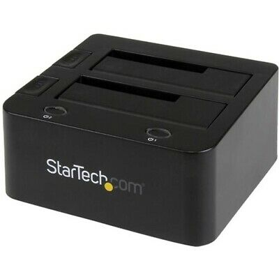 NEW Startech UNIDOCKU33 Universal Docking Station For 2.5/3.5in SATA And IDE • 105.98£