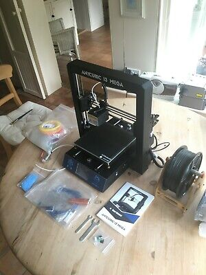 ANYCUBIC I3 MEGA 3D Printer - Fully Assembled - Never Used • 180£