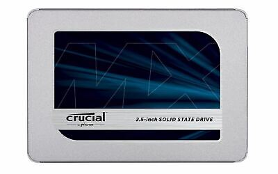 Crucial MX500 250 GB  500 GB Up To 560 MB/s SATA, 2.5 Inch And PNY 120GB SSD • 41.99£