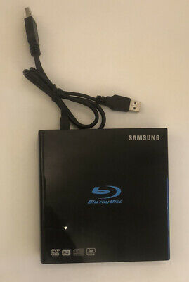 Samsung SE506 Blu Ray Writer Drive Used With USB Cable (No Box / Manual) • 4.10£