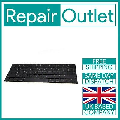 For Apple MacBook 12  A1534 Replacement Keyboard (US Layout) • 64.99£