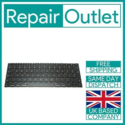For Apple MacBook 12  A1534 Replacement Keyboard (UK Layout) • 62.99£