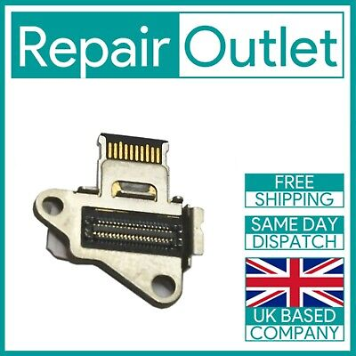 For Apple MacBook 12  A1534 (2015) Replacement DC Jack Board • 27.99£