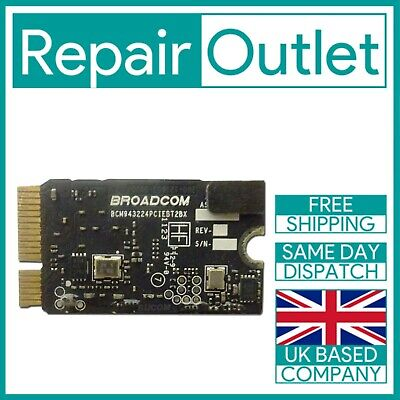 For Apple MacBook Air 11  A1370 A1465 Replacement Broadcom WiFi Airport Card • 19.99£