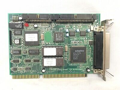 Used Fab 545107-00 Rev C Aha-1542cf/1540cf Adaptec Controller Card • 50£