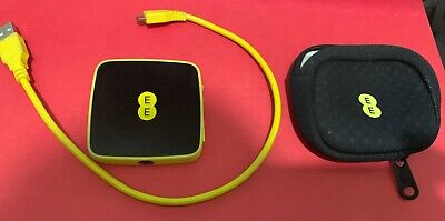EE 4G MIFI - Hot Spot (locked On EE Currently) - No Sim  • 22£