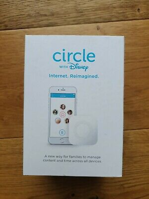 Circle With Disney Parental Control And Filters For Home Network. VGC • 20£