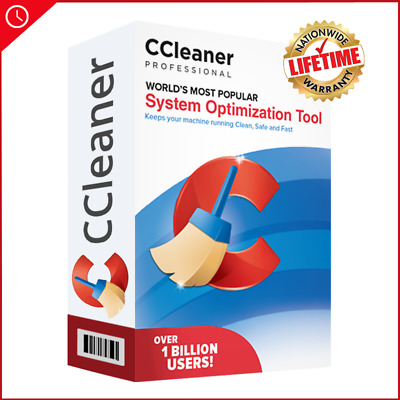 CCleaner Pro 2020 L Last Version L Fast Delivery • 5.50£