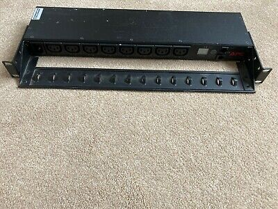 APC AP7920 8 Port Rackmount Switched PDU With Rack Mounts • 99.99£