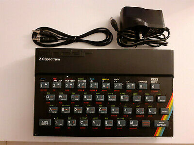 ZX Spectrum 48K Issue 3 Working And Tested • 99.99£