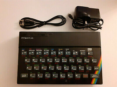 ZX Spectrum 48K Issue 4B Working And Tested • 99.99£