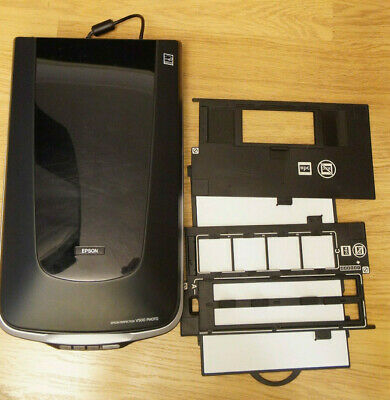 Epson Perfection V500 Flatbed Photo And Negative Scanner • 30£