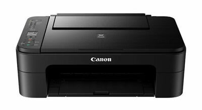 Canon PIXMA TS3150 All-in-One Wireless Inkjet Printer - Black • 39.99£