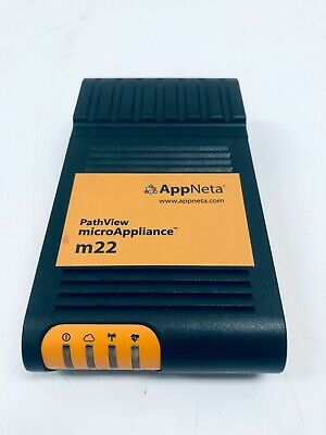 AppNeta M22 PathView MicroAppliance Model 003-DS2001 • 15.36£