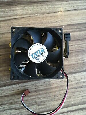 Heatsink Thermal Module Fans X3 Hp+ Abc+Foxconn See Ad • 19.99£