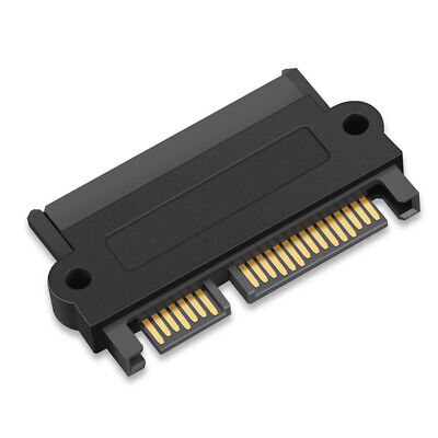 Mini SAS To SATA Adapter 180 Degree Angle Accessories With 15 Pin Power Port • 6.25£
