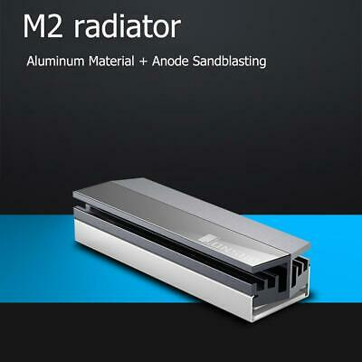 M.2 SSD Heatsink Cooler All-aluminum Radiator For M.2 2280 Solid State Hard Disk • 11.81£
