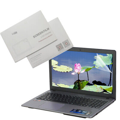 2Pcs Film Screen Protector Ultra Thin Clear Anti-radiation Notebook Laptop 14  • 4.58£
