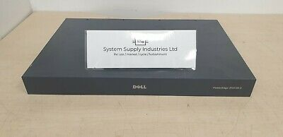 Dell PowerEdge 2161 DS-2 - KVM Over IP Console Switch • 119.99£