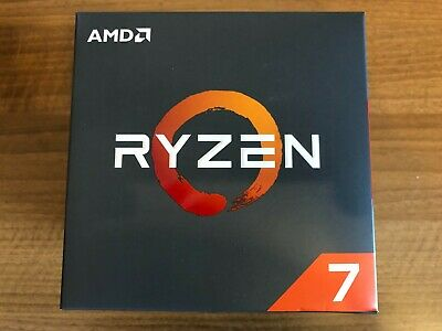 AMD Ryzen 7 2700X YD270XBGAFBOX 3.7 GHz 8-Core AM4 Processor • 155£