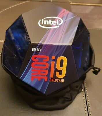Intel Core I9-9900K 5.00GHz Processor • 205£