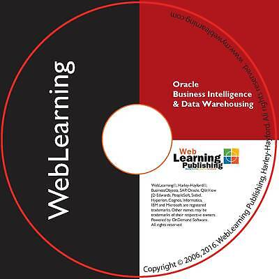 Oracle Business Intelligence And Data Warehousing Self-Study ELearning • 79.99£