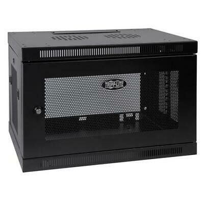 Tripp Lite SmartRack 9U Low-Profile Switch-Depth Wall-Mount Rack Enclosure Ca... • 222.88£