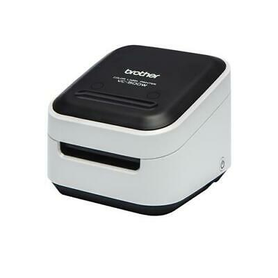 Brother VC-500W Label Printer ZINK (Zero-Ink) Colour 313 X 313 DPI Wired & Wi... • 193.01£