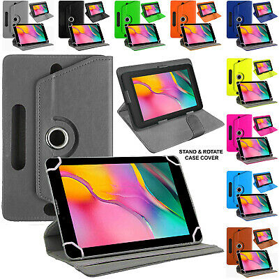 Universal PU Leather Rotate Stand Folio Case Cover For Amazon Tablets 7.0  UK  • 4.94£