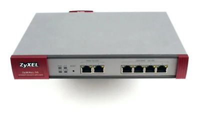 Zywall 35 Internet Security Appliance - Refurbished W/PSU - VAT & Delivery Incl. • 150£