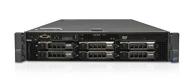 Dell R710 - 12 Cores, Up To 128GB RAM, IDRAC,  Fully Configurable 2U Server • 99.99£
