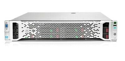HP DL380p G8 / Gen8 - 16 Cores, Up To 128GB RAM, ILO 4 - 2U Server ESXi RedHat • 349.99£