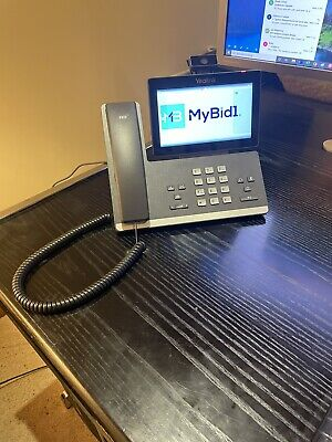 Yealink SIP-T58V IP Wifi Conference Phone Video Calls • 36£