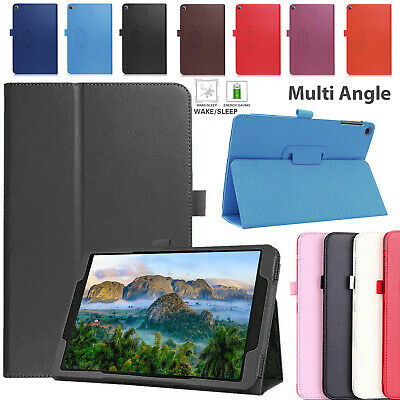 For Samsung Tab A 10.5  SM: T590, T595 Leather 360 Rotate Flip Stand Bling Case  • 4.94£