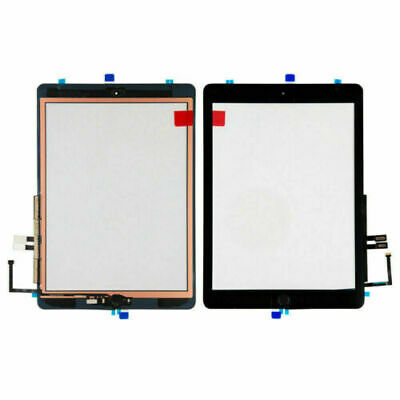 For IPad 6 2018 6th Gen A1893 A1954 Touch Screen Digitizer Black • 9.89£
