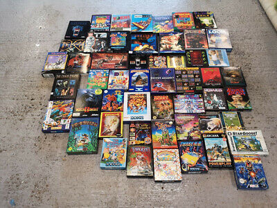 Commodore Amiga Games - All Original Boxed Games • 51£