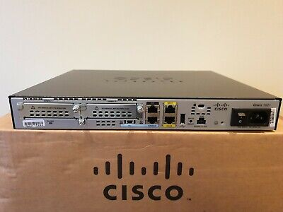 Cisco 1921 Router - 1900 Series Router CiSCO1921/K9 • 40£