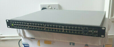 Cisco Small Business SG500-52P 52 Port Gigabit POE Stackable Managed Switch • 125£