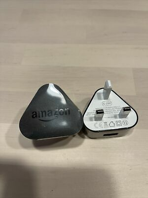 2x Genuine Amazon Charger 5W Power Adapter • 13.99£