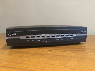 Zyxel Security Gateway 652HW-31 • 8.50£