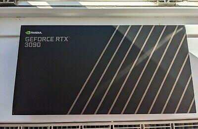 Nvidia RTX 3090 Founders Edition (FE) - IN HAND, NEXT DAY DELIVERY • 1,550£