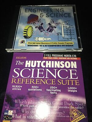 2 X Sciences CDS - See Photos For Details  • 5£