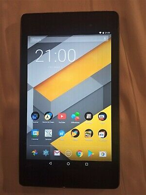 Asus Google Nexus 7 Tablet (32GB) 2nd Gen 2013 - New Battery + Wireless Charger • 60£