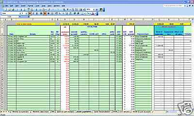 Coffee Shop Bookkeeping & VAT System - 2020 Year End Version • 14.99£