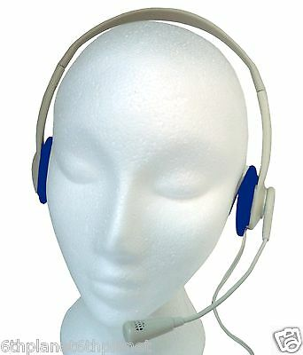 Light Weight Typhoon Multimedia / Skype Headset  With Boom Microphone • 5.50£